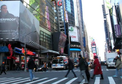 Times Square (InfoPhoto)
