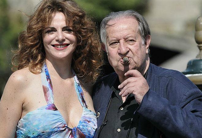 Tinto Brass sposa Caterina Varzi: 'Se starò male mi aiuterà a morire'