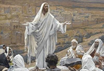James Tissot, Il Padre Nostro (Immagine dal web)