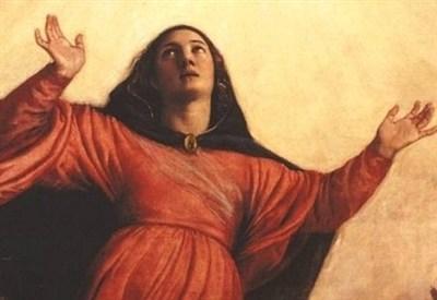 Tiziano, Assunta (1516-18) (Immagine d'archivio)