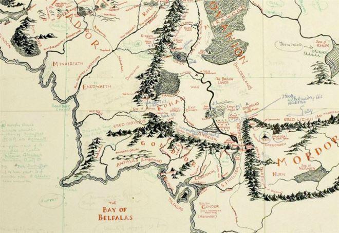 Una mappa del