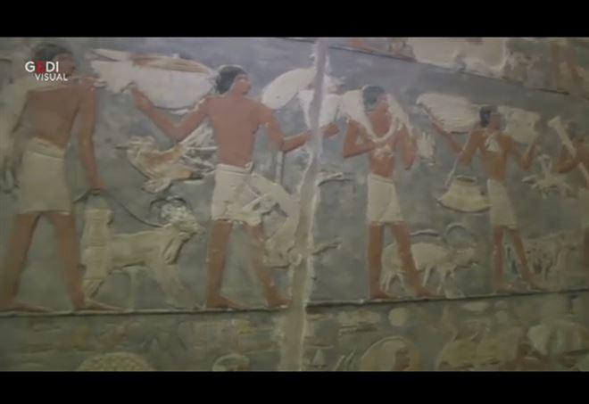 La tomba di Mehu apre al pubblico dopo 80 anni