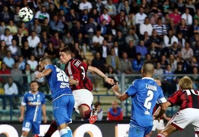 Il gol di Fernando Torres (INFOPHOTO)