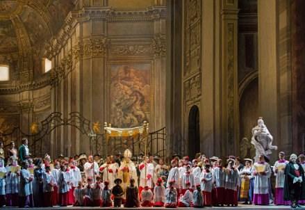 OPERA/ La Tosca di Puccini in edizione filologica