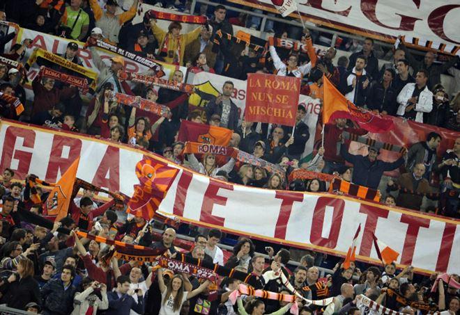 Totti rompe il silenzio: