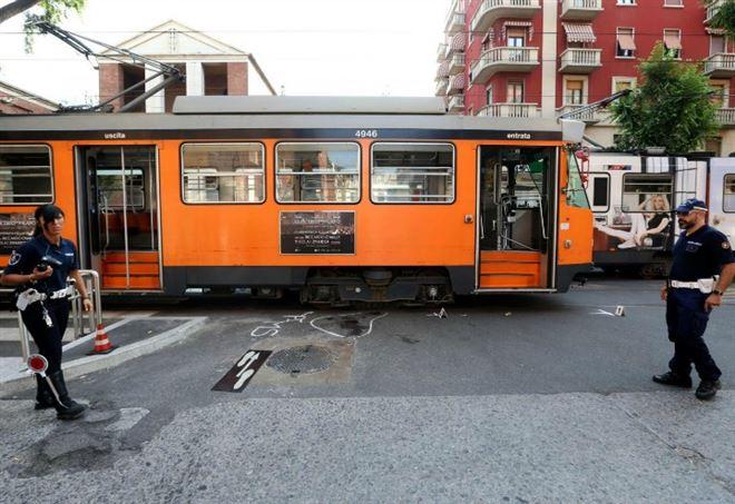 Milano, in corso recupero moncone piede di bambina ferita da tram