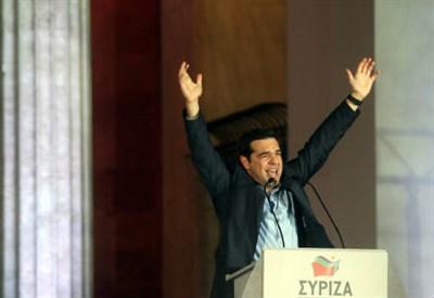 Alexis Tsipras (Infophoto)