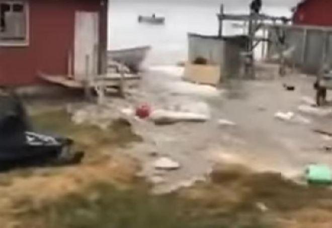 Tsunami in Groenlandia: onde sulla costa, 4 dispersi