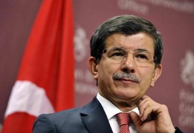 Ahmet Davutoglu (Infophoto)
