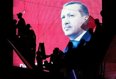 Recep Tayyip Erdogan (Lapresse)