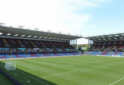 Il Turf Moor stadium (dall'account Twitter @BurnleyOfficial)