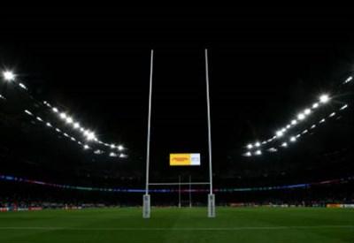 Lo stadio di Twickenham, dove si terranno le semifinali (INFOPHOTO)