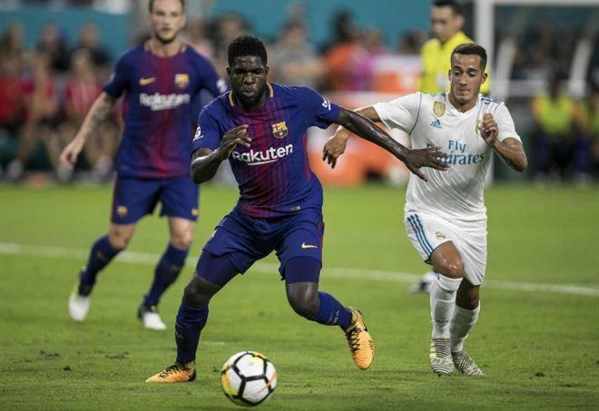 Diretta Barcellona-Real Madrid (LAPRESSE)