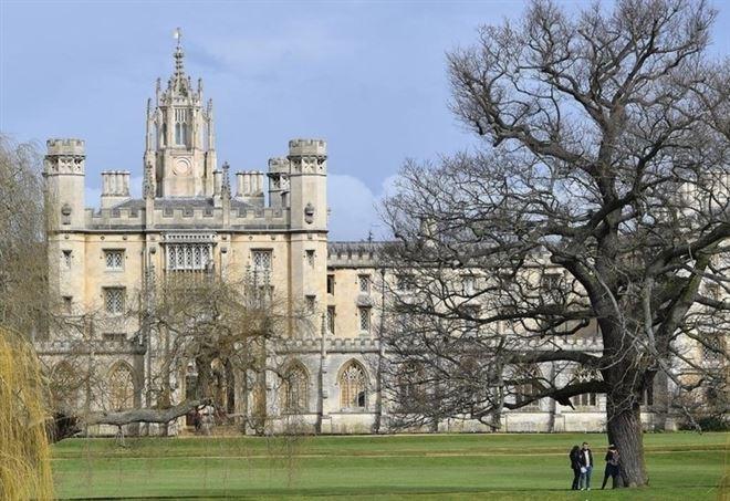 Università di Cambridge (laPresse)