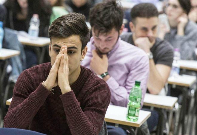 Test Professioni Sanitarie 2017 (LaPresse)