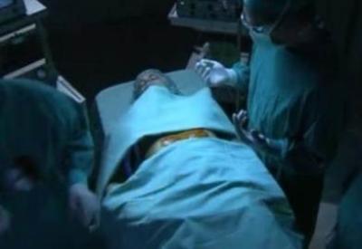 Una scena della puntata