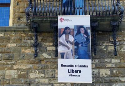 Rossella Urru è stata liberata