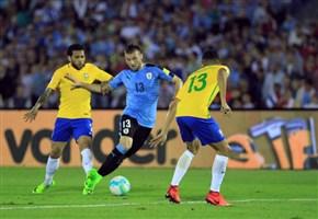 Video/ Uruguay-Brasile (1-4): highlights e gol della partita (Qualificazioni Mondiali 2018, 13^ giornata)
