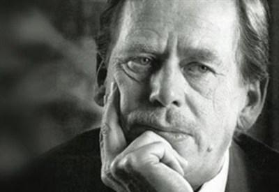 Vaclav Havel (1936-2011) (Immagine d'archivio)