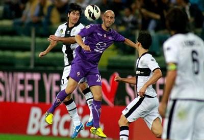 Giuseppe Rossi, grande ex della partita (Infophoto)