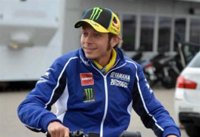Valentino Rossi (infophoto)