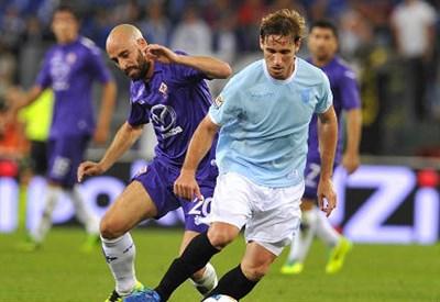 Biglia, centrocampista Lazio (Infophoto)