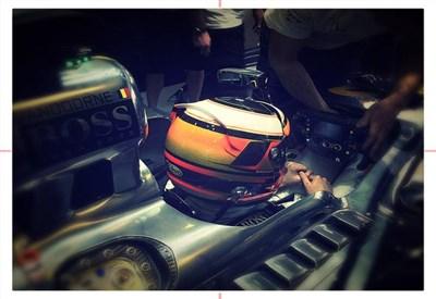 Un casco (Infophoto)