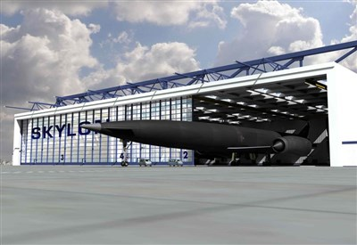 velivolo ipersonico (Infophoto)