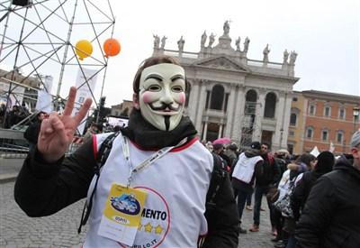 """La """"Vendetta"""" grillina (InfoPhoto)"""