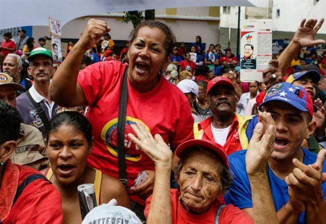 Proteste in Venezuela (Lapresse)
