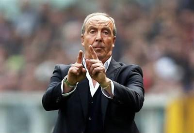 Giampiero Ventura, 67 anni, allenatore del Torino (INFOPHOTO)