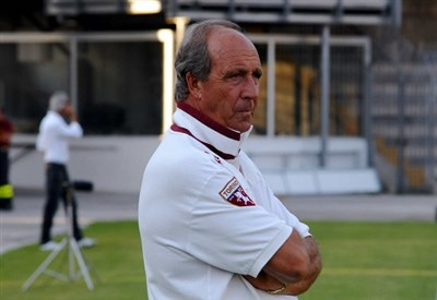 Giampiero Ventura, allenatore Torino (Foto Infophoto)