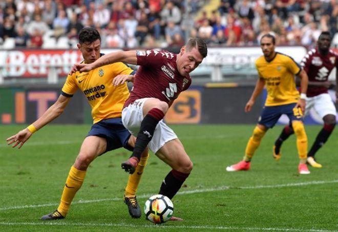 Verona - Torino, Serie A 2017-18 (Web)