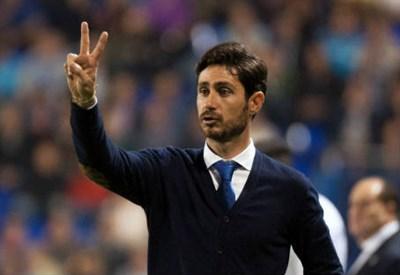 Victor Sanchez, 39 anni, allenatore del Deportivo La Coruna (INFOPHOTO)