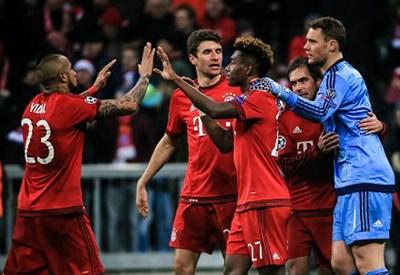 Le probabili formazioni di Bayern Monaco-Benfica - Dubbio Coman-Ribery