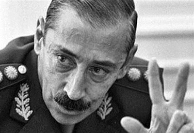 Jorge Rafael Videla (Foto dal web)
