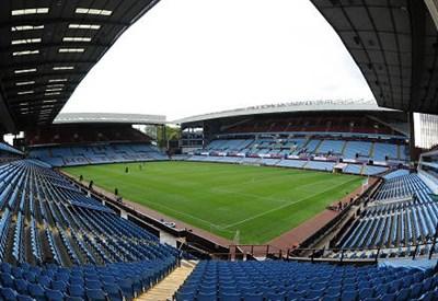 Il Villa Park di Birmingham, casa dell'Aston Villa (INFOPHOTO)