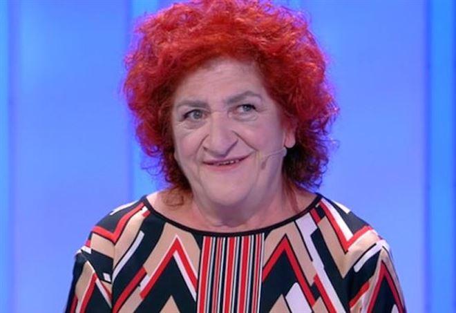 La signora Vincenzina a C'è Posta per Te