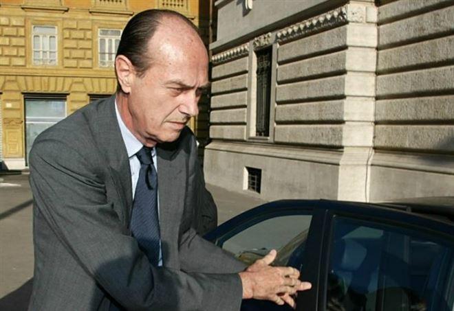 Vincenzo Maranghi nel 2002 (LaPresse)