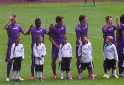 (dall'account Twitter ufficiale @ACF_Fiorentina)