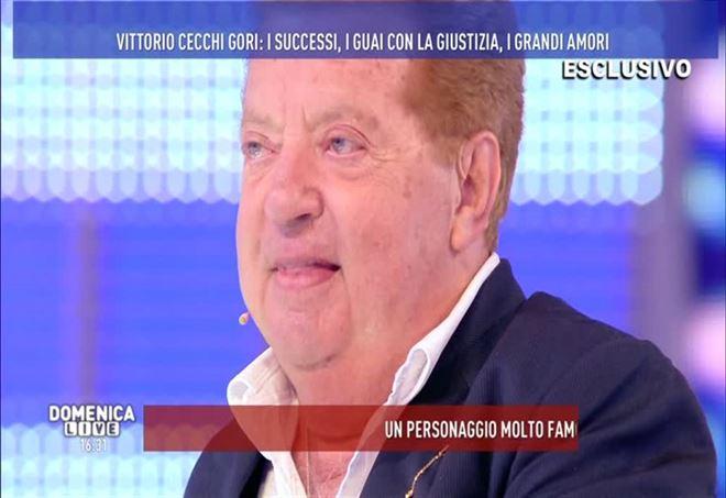 Vittorio Cecchi Gori sta meglio. Rita Rusic è corsa al suo capezzale