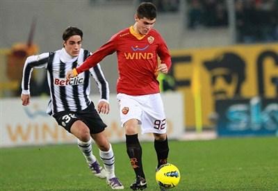 Federico Viviani, 20 anni, passa in prestito al Padova (INFOPHOTO)