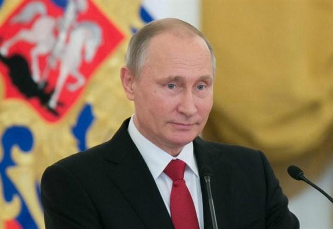 Vladimir Putin - LaPresse