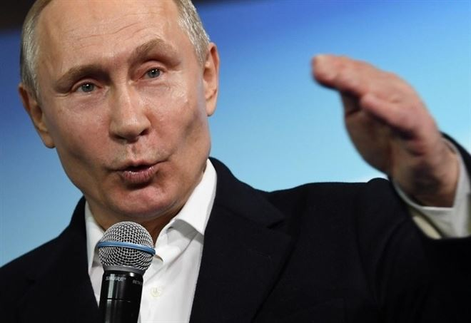 "Skripal, Putin ""Trovati gli autori"" - LaPresse"