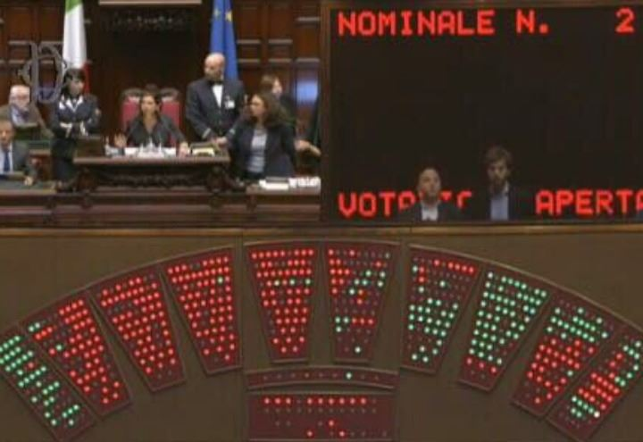 Abolizione vitalizi diretta streaming video voto legge for Camera dei deputati diretta streaming