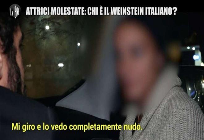 Chi è il Weinstein italiano? L'inchiesta de Le Iene Show