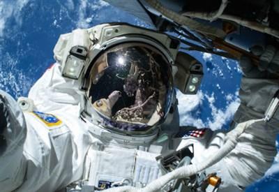 Il selfie spaziale