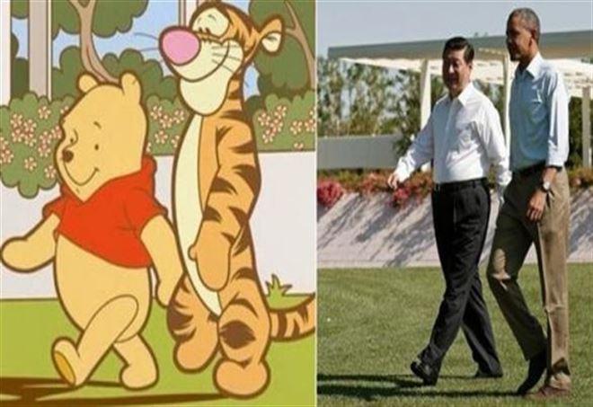 Winnie the Pooh e il confronto con Xi Jinping