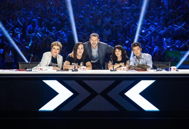 Nuovo giudice X Factor 2018