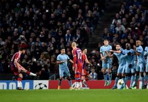 Manchester City-Bayern Monaco / Video, highlights, gol e analisi statistica della partita di Champions League (gruppo E, 25 novembre 2014)